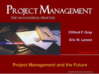 Project Management and the Future