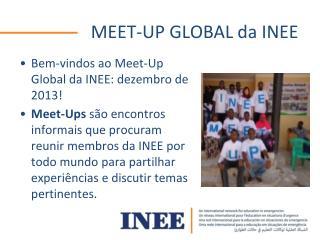 MEET-UP  GLOBAL da INEE