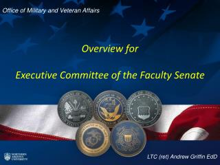 Overview for  Executive Committee of the Faculty Senate