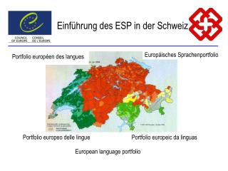 Portfolio europeo delle lingue