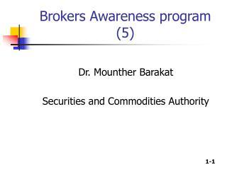 Brokers Awareness program (5)