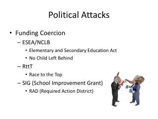 Political Attacks
