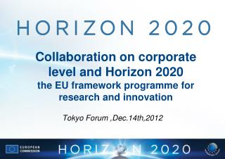 Tokyo Forum ,Dec.14th,2012