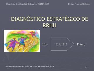 DIAGNÓSTICO ESTRATÉGICO DE RRHH