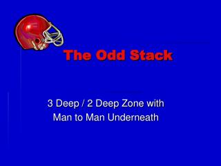 The Odd Stack