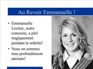 Au Revoir Emmanuelle