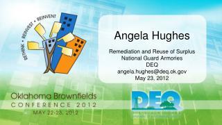 Angela Hughes