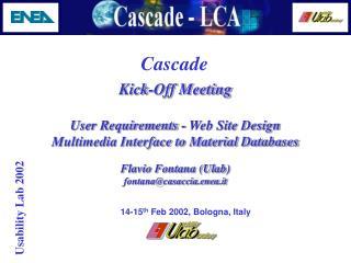 Usability Lab 2002