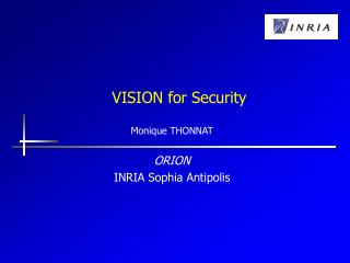 VISION for Security