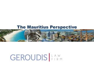 The  Mauritius  Perspective