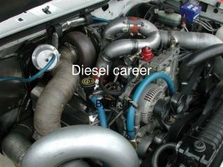 Diesel career
