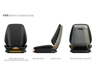 CVG  Generic Compact Seat