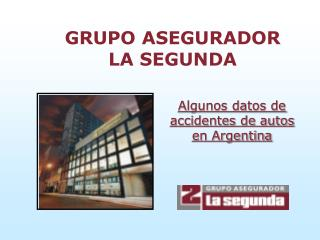 Algunos datos de  accidentes de autos en Argentina