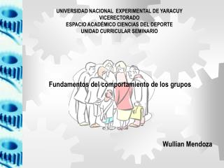 Wullian Mendoza