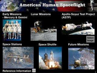 American Human Spaceflight