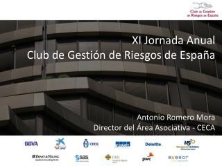 XI Jornada Anual Club de Gestión de Riesgos de España