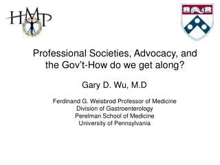 Gary D. Wu, M.D