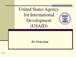 United States Agency for International Development USAID