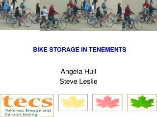 Angela Hull Steve Leslie