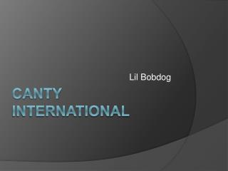 Canty  international