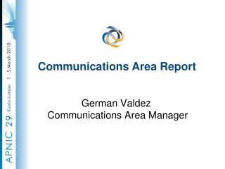German Valdez  Communications Area Manager