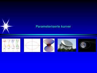 Parameteriserte kurver