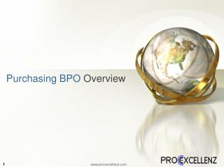 Purchasing BPO  Overview