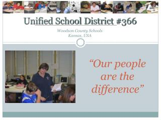 Unified School District #366 Woodson County Schools Kansas, USA