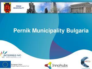 Pernik Municipality Bulgaria