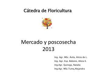 C�tedra de Floricultura