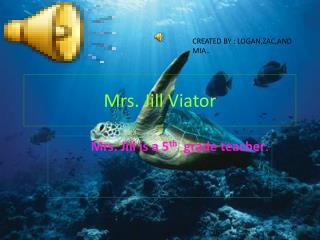 Mrs. Jill Viator
