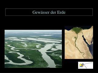 Gewässer der Erde