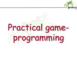 Practical game- programming