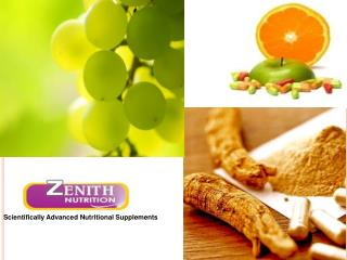 Zenith Nutrition GInseng