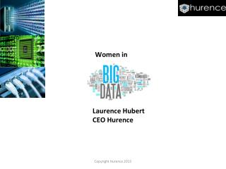 Laurence Hubert CEO Hurence
