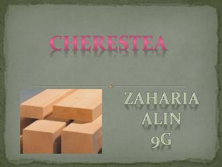 Zaharia Alin 9G
