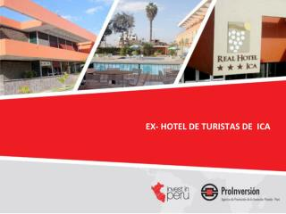 EX- HOTEL DE TURISTAS DE  ICA