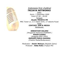 indonesia-first-channel