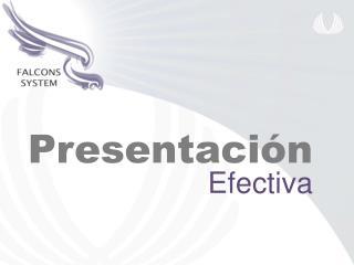 Presentación Efectiva