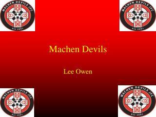 Machen Devils