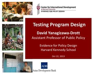 Testing Program Design