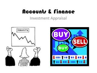 Accounts & Finance