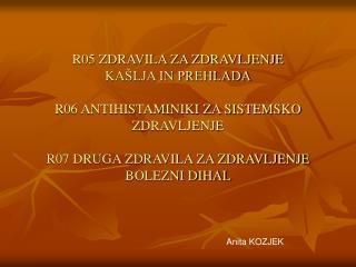 Anita KOZJEK