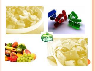 Vista Nutrition Omega 3
