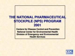 Role of the NPS Program Contents of the NPS Capacity of the NPS