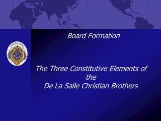 Board Formation