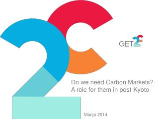 Do  we need Carbon Markets ? A role for  them in post -Kyoto