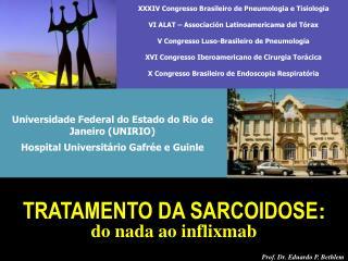 XXXIV Congresso Brasileiro de Pneumologia e Tisiologia