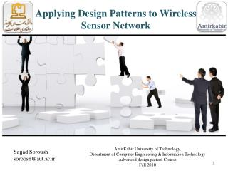 Applying Design Patterns to Wireless Sensor Network