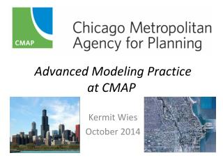 Advanced Modeling Practice  at  CMAP